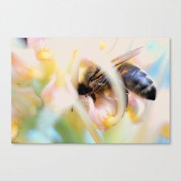 Bzz Off Canvas Print