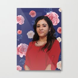 Birthday Girl Metal Print