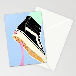 BUBBLE GUM NEVER DIES Stationery Cards