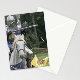 Lance Raised Avenged Stationery Cards