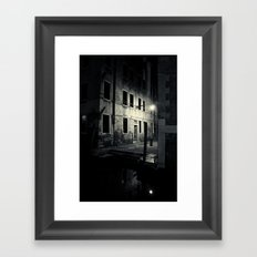 Piece of Venice Framed Art Print
