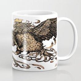 Two Kings - Roosters Coffee Mug