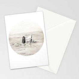 GHOST SHIP III Stationery Cards