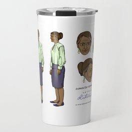 Darshanna Penna Character Design II Travel Mug