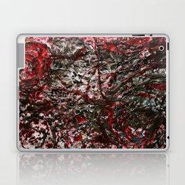 Encaustic Series - Gunshot Laptop & iPad Skin
