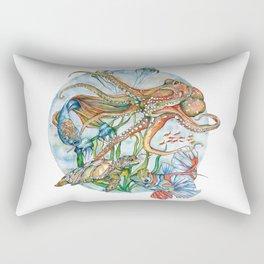 Water World Rectangular Pillow