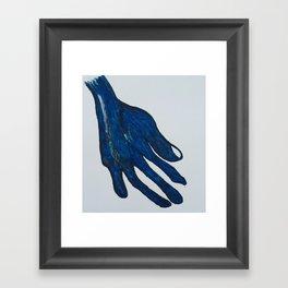 ALL HANDS ON DECK Framed Art Print