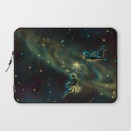 The Space Between Us Laptop Sleeve