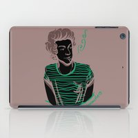 smoking iPad Cases featuring Smoking by LePomiere