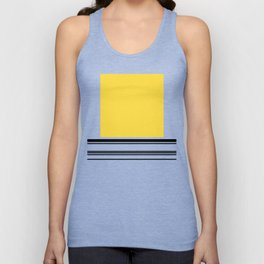 Code Yellow Unisex Tank Top