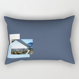 Belgium - Atomium Rectangular Pillow