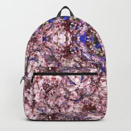 Sapphires and Cherry Blossoms Backpack