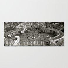 Vatican City Rome Canvas Print