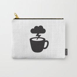 Strong Coffee Carry-All Pouch