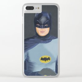 le bat 66 Clear iPhone Case