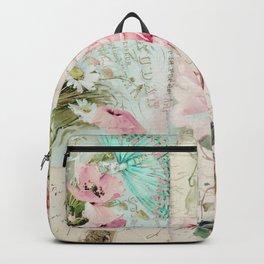 Belles Fleurs II Backpack