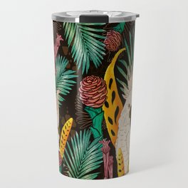Tropical Cockatoos Travel Mug