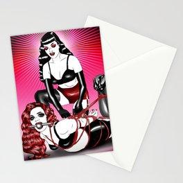 Pink Bondage Stationery Cards