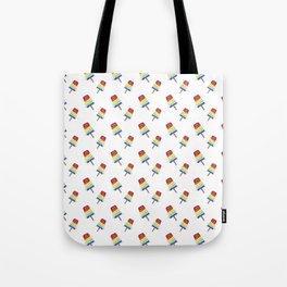 Sarah Mills Popsicle Tote Bag