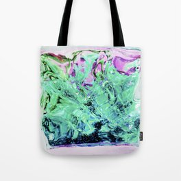 430 - Abstract glass design Tote Bag