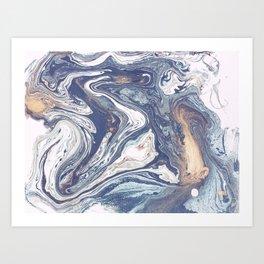 Pale Waves Art Print