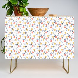 Playfull flowers Credenza