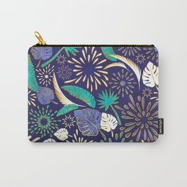 Tropical fireworks Carry-All Pouch