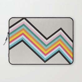 Retro Stripes Laptop Sleeve
