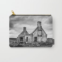 Derelict Croft Carry-All Pouch