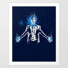 Regenerate Doctor! Art Print