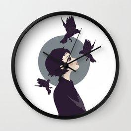 Birdy Wall Clock