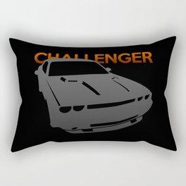 Dodge Challenger Rectangular Pillow