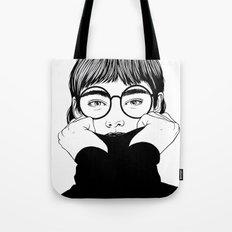 Inktober 06_2016 Tote Bag