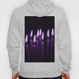Candles in the wind V Hoody