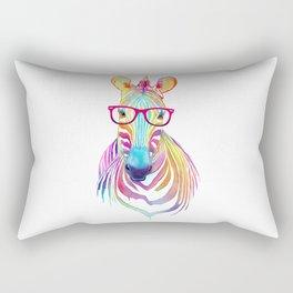 Zebra Rectangular Pillow