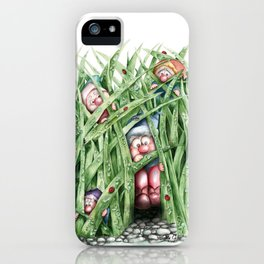 GNOMES iPhone Case