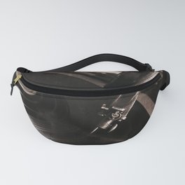 old tracks Fanny Pack