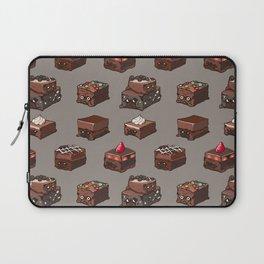 Pug Brownies Laptop Sleeve