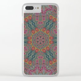Patternistic Clear iPhone Case