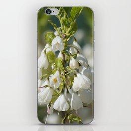 white summerdream iPhone Skin
