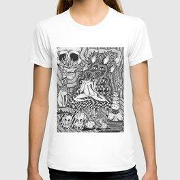 Diamond Priestess  T-shirt