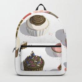 I Like Cupcakes Backpack