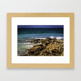 Peaceful Surroundings Framed Art Print