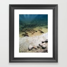 Waters Edge Framed Art Print