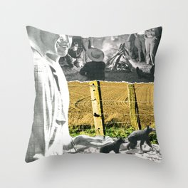More Stories To Be Told Throw Pillow