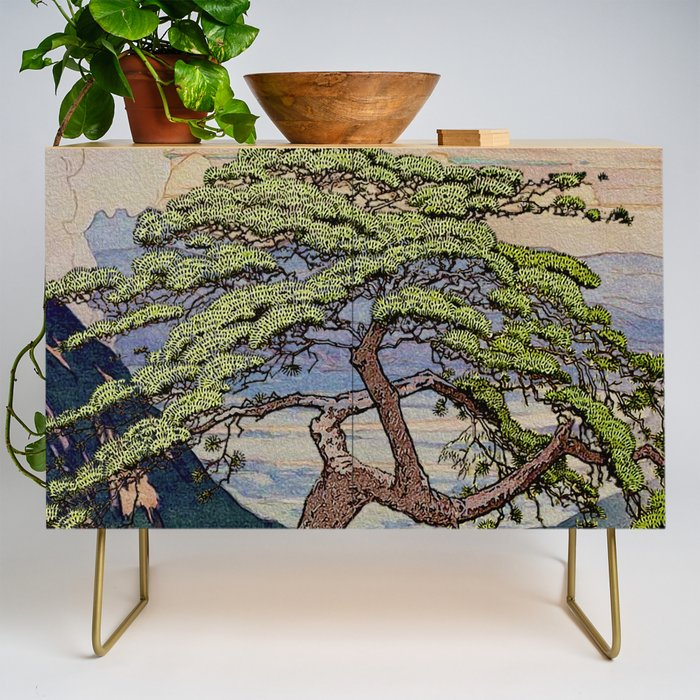 The Downwards Climbing Credenza