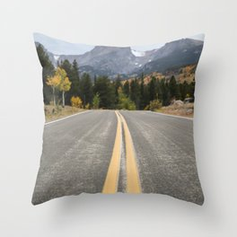 Escape The Ordinary Throw Pillow