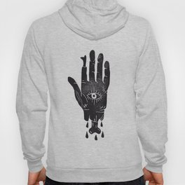 Creepy Hand Hoody