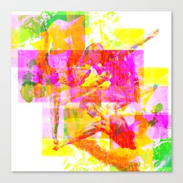 Triplet Canvas Print