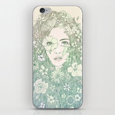 Life is Growing On Me iPhone & iPod Skin